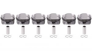 6x Piston Standard STD 96mm Porsche 911 996 3,6 Carrera 4S M96.03 96.03 NOUVEAU