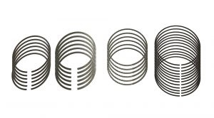 6x segments de Piston Mercedes-Benz C class C350 3,5 272.960 272.961 272.964 NOUVEAU